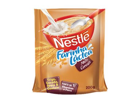 farinha láctea multi cereais