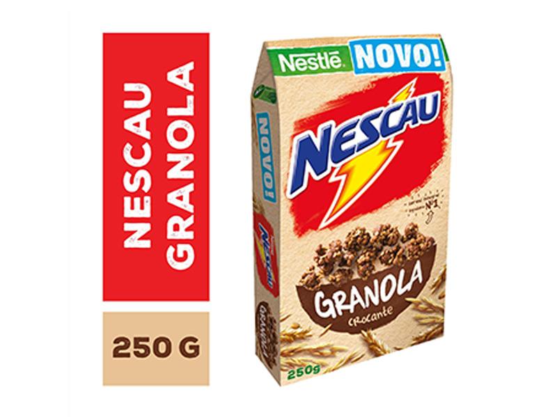 nescau cereal granola