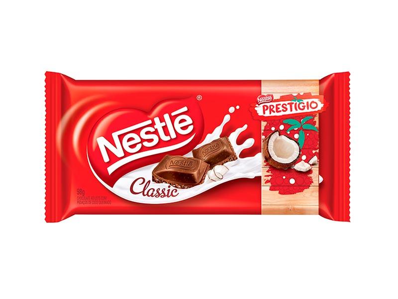 Chocolate Prestígio